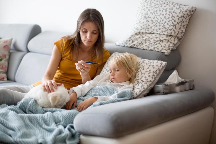 инфекции, которые дети могут подцепить в подъезде