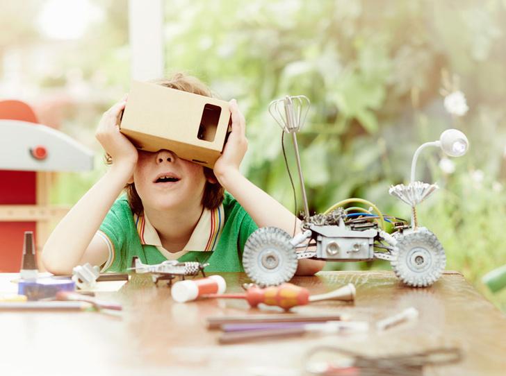 Фото №1 - Какие игрушки нужны детям