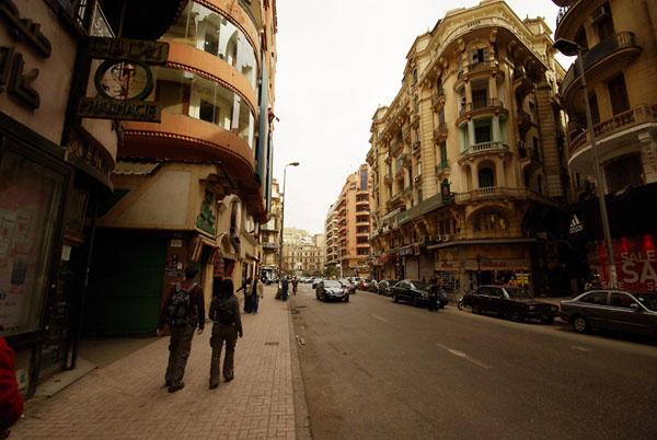 Фото №1 - Первая ступень к сердцу Каира