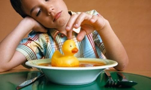Фото №1 - Если ребенок не ест, виноваты гены