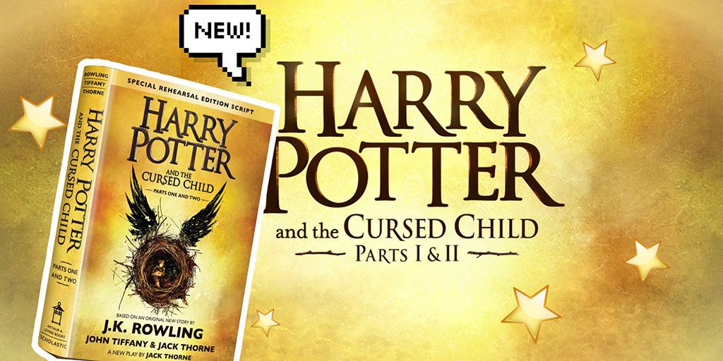 гарри поттер и проклятое дитя книга скачать fb2 торрент