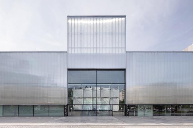 Фото №1 - Стартовал конкурс на создание архитектурной концепции Garage Screen