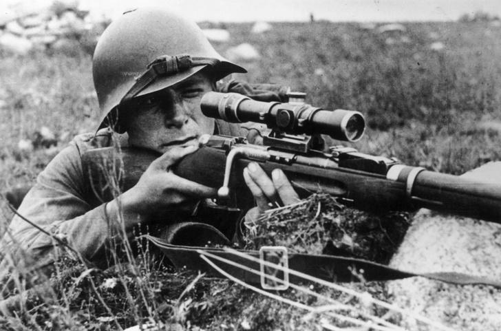 Фото №1 - Сидячая работа: 5 главных мифов о снайперах
