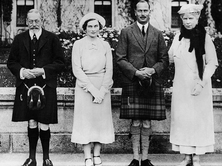 Фото №3 - Против традиций: единственная королевская невеста, отказавшаяся от белого платья