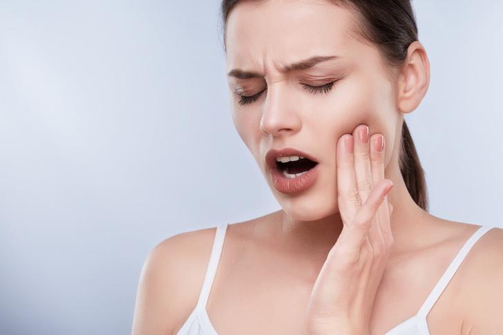 болит зуб при надавливании что делать, больно дотрагиваться до зуба