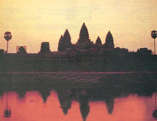 Фото №1 - Ангкор: спасительный плен