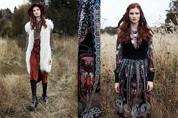 Фото №1 - Советы, как носить вещи в стиле бохо