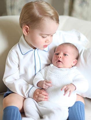 Фото №7 - Принцесса Шарлотта Кембриджская: первый год в фотографиях