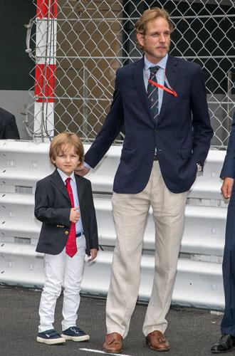 Фото №15 - Сильные гены: как выглядят потомки принцессы Монако Грейс Келли