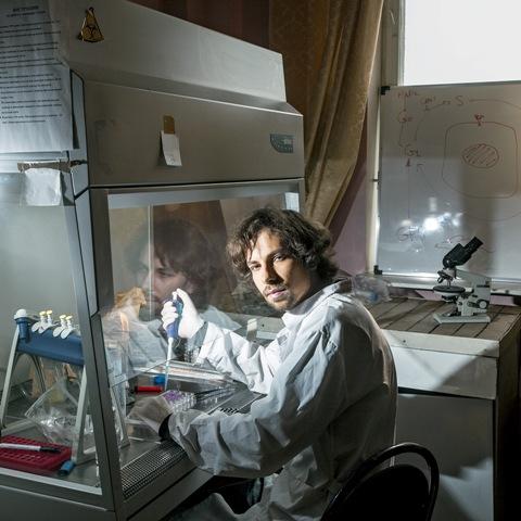 Фото №1 - Как ищут лекарство против рака