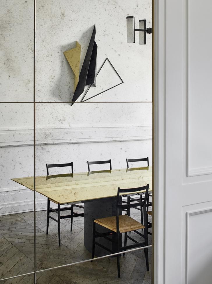 Фото №7 - Квартира в Париже по дизайну Humbert & Poyet