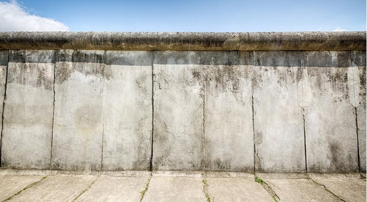 Фото №2 - Краткий путеводитель по Берлинской стене