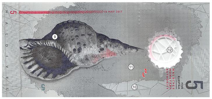 Фото №2 - Круговой обзор: Полимерное серебро, Мальдивская Республика