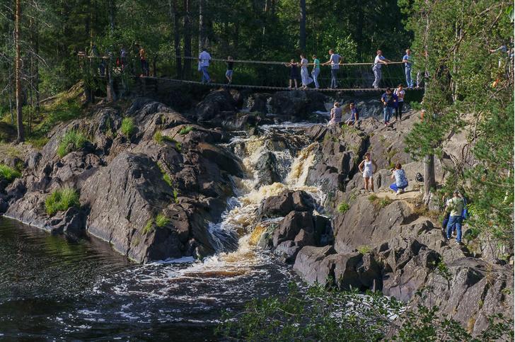 Фото №12 - Край тысячи озер: 10 мест, которые нужно обязательно посетить в Карелии