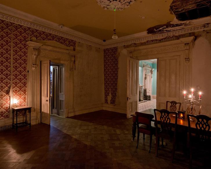Фото №6 - Лофтус Холл: самый известный в Ирландии дом с привидениями