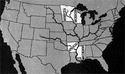 Фото №2 - По дорогам Америки: Миссисипи