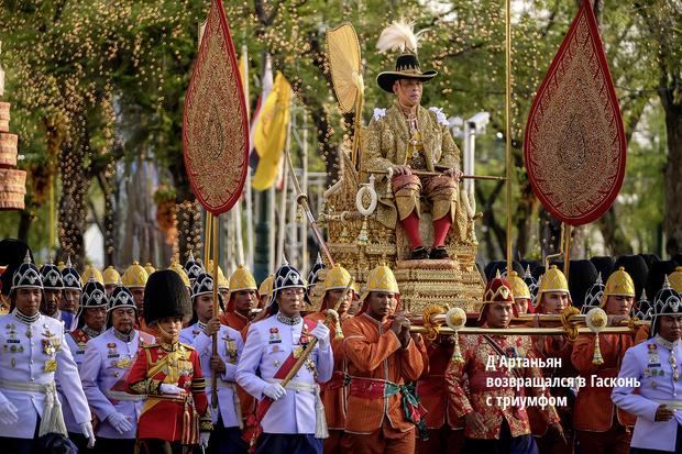 Фото №1 - Рама Тайский, король взаконе: жизнь и похождения монарха Таиланда