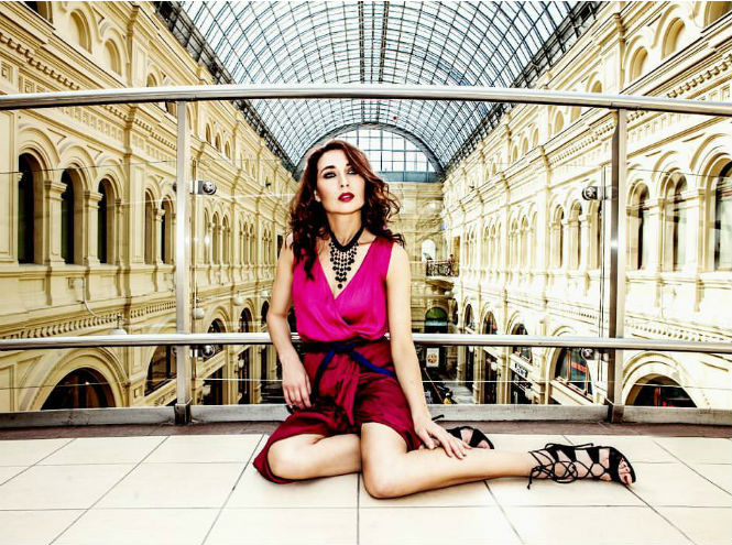 Фото №3 - Marie Claire проведет Beauty day в Европейском