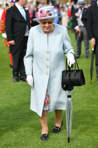 Фото №3 - Садовники и садовницы: королева Елизавета провела чисто английскую вечеринку