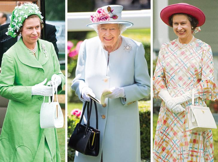 Фото №1 - Секреты дамской сумочки Елизаветы II: что Королева всегда носит с собой