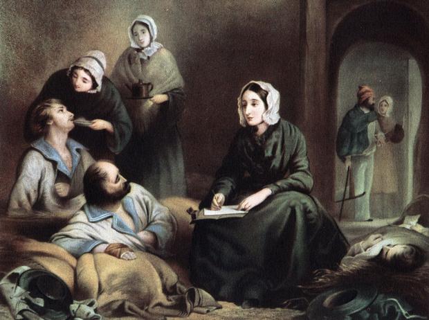 Фото №4 - Ангел милосердия по имени Флоренс: как британская аристократка спасла сотни жизней