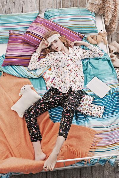 Фото №2 - Как выглядеть на все 100 в домашней одежде?