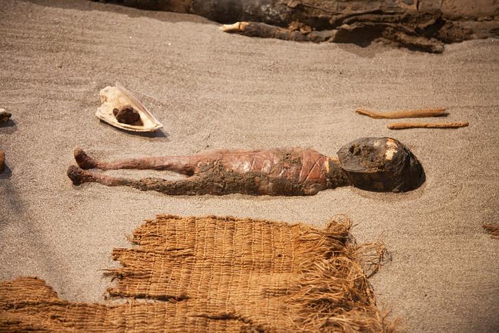 Фото №1 - Неизвестные культуры Южной Америки: чинчорро и паракас