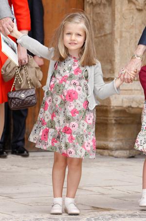 Фото №53 - Принцесса Леонор: история будущей королевы Испании в фотографиях