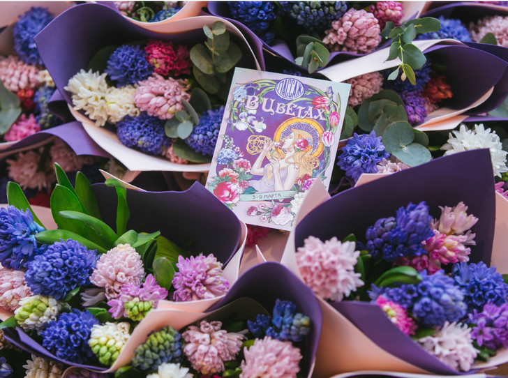 Фото №1 - Пассаж в цветах: почему стоит пойти на цветочный базар в Москве