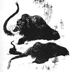 Фото №4 - С. Гансовский. Гость из каменного века