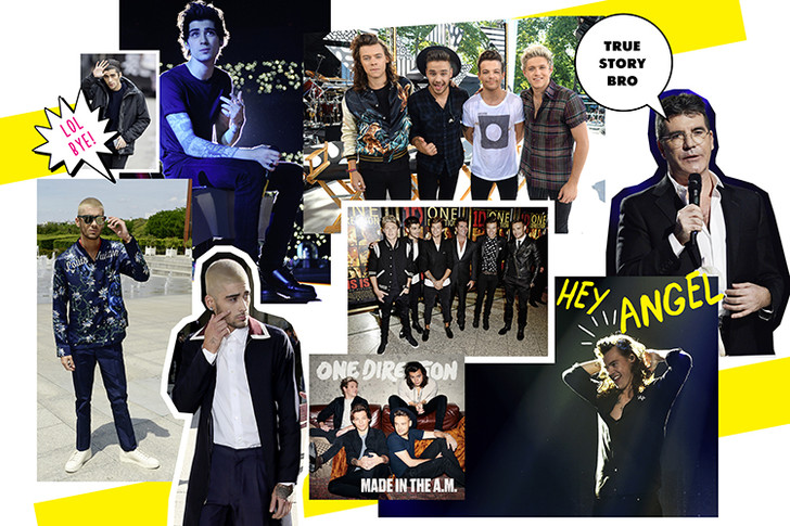 Фото №1 - One Direction: это еще не конец