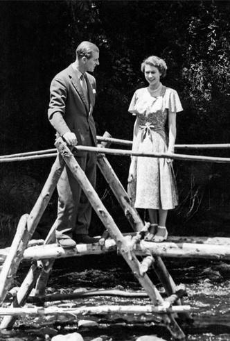 Фото №5 - Как принц Филипп сообщил Елизавете о смерти ее отца