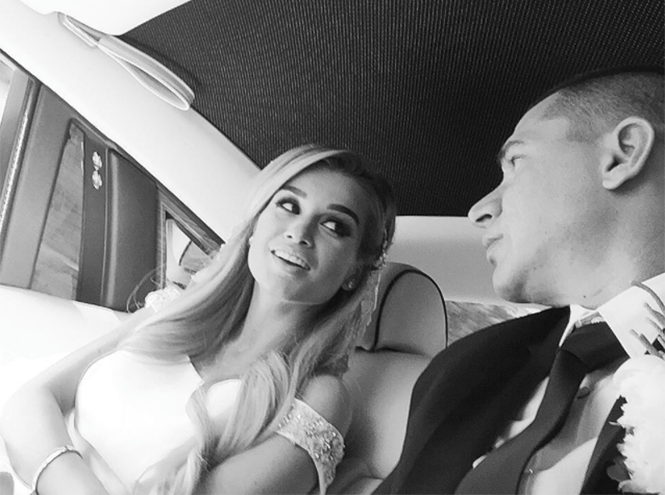 Фото №4 - Ксения Бородина вышла замуж за Курбана Омарова