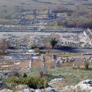 Фото №1 - Римская мозаика отрыта в Салониках