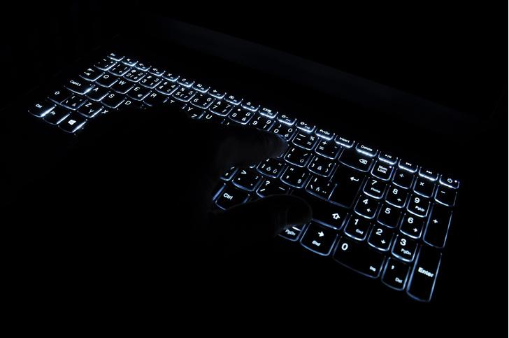 Фото №1 - Хакеры смогли распознать пароль по тепловым отпечаткам на клавиатуре