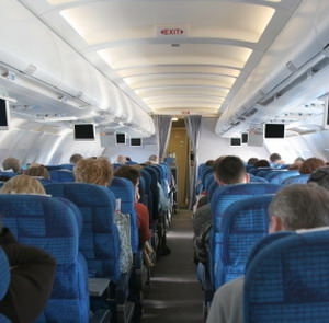 Фото №1 - В самолете online