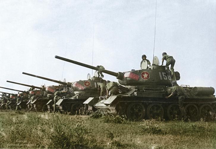 Фото №7 - Трофей из России— легендарный Т-34 на службе вдали от дома