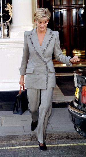 Фото №6 - Как принцесса Диана одевалась в 90-е годы