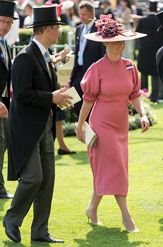 Фото №5 - Короли и шуты: гости Royal Ascot 2017, день 2