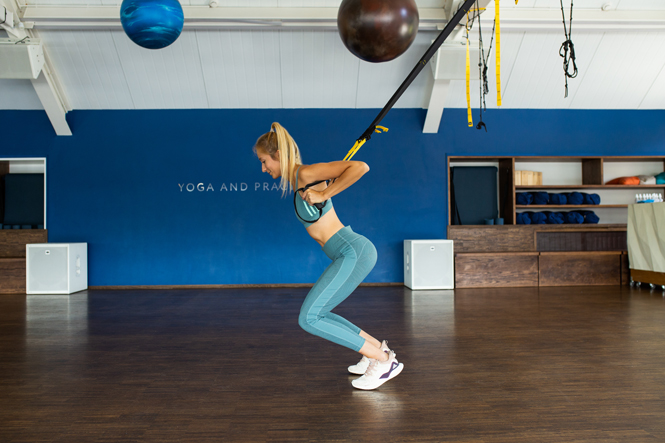 Фото №8 - Что такое TRX: фитнес родом из спецназа