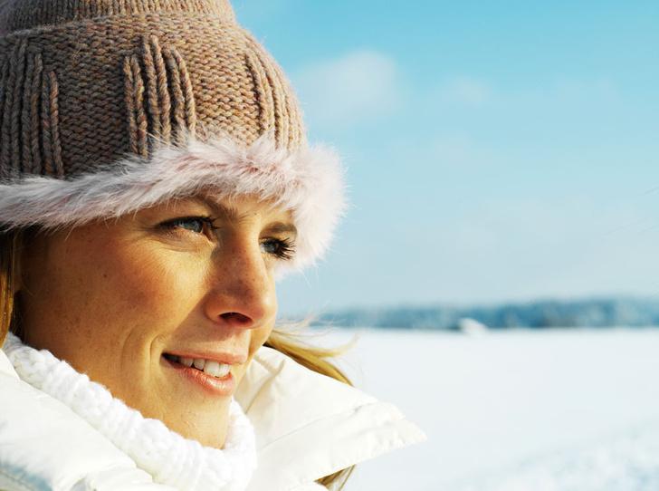 Фото №3 - Как подготовить волосы и кожу лица к зиме