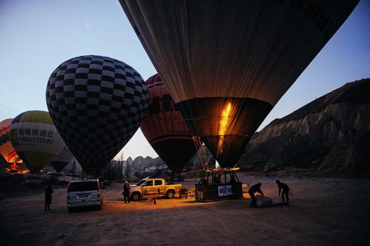 Фото №1 - Заклинатели ветров: интервью с пилотом воздушного шара