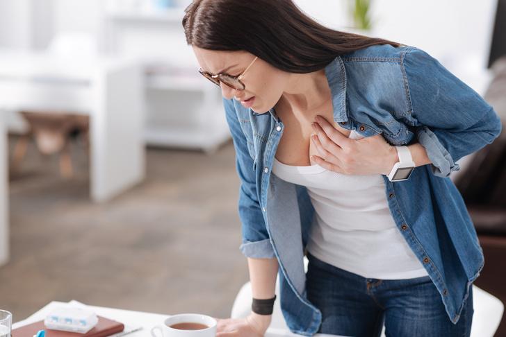 Боль при глубоком вдохе в грудной клетке: мнение врача