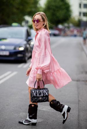 Фото №51 - Самые модные платья для лета 2020 для любого случая