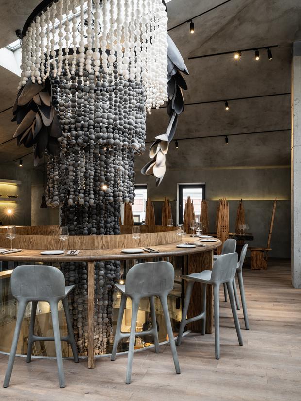 Фото №2 - Ресторан She: проект Натальи Белоноговой
