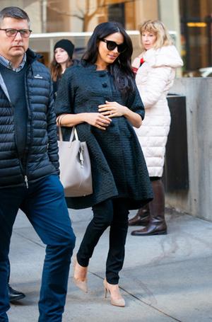 Фото №36 - Стильная беременность Меган Маркл: главные модные предпочтения герцогини
