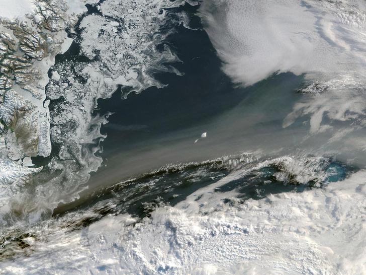 Фото №1 - Море дыма