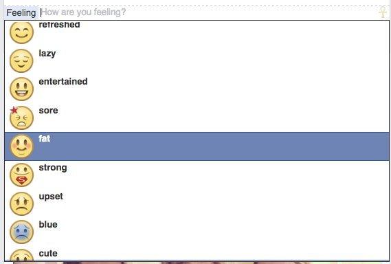 Фото №1 - Почему Facebook лишил пользователей «жирного смайла»?