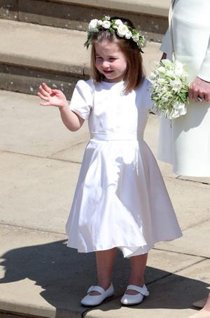 Фото №11 - Самые трогательные моменты королевских свадеб (о Гарри и Меган мы тоже не забыли)