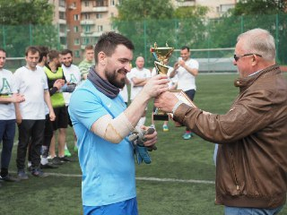 Сердечный финал: врачи Центра Алмазова показали коллегам «мастер-класс» на поле